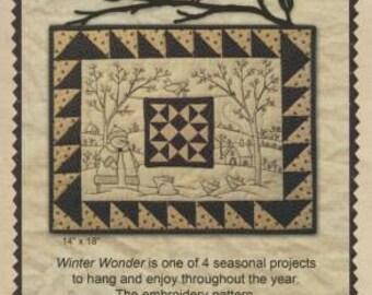 Winter Wonder by Kathy Schmitz