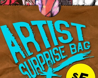 Artist Surprise Bag