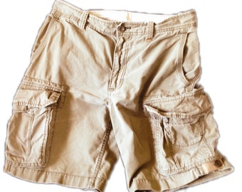 Men's Size 31 Gap Loose Fit Cargo Shorts
