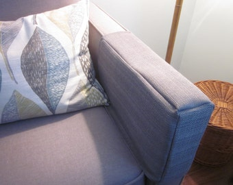 Sofa Arm Caps or Covers, Chair Arm Caps, Pair, Made to Order, Various Fabrics and Sizes