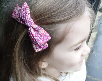 Hand-tied Liberty of London Bow