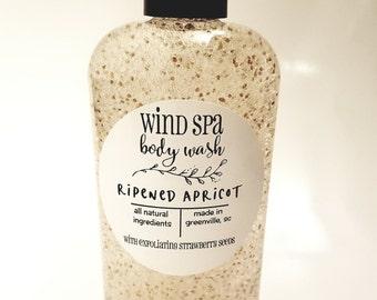 Ripened Apricot Body Wash