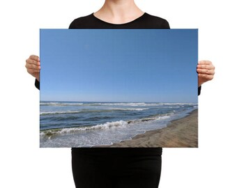Neskowin Beach, OR Canvas Print