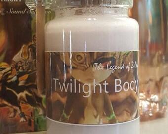 Legend of Zelda Twilight Body Scrub