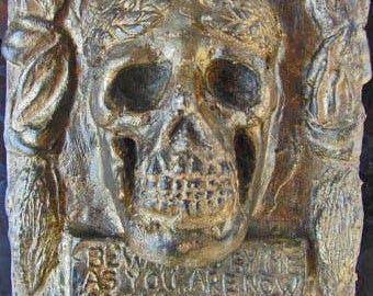 Skull Memento Mori