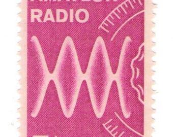 Unused 1964 Ham Radio - Amateur Radio - Vintage Postage Stamps Number 1260