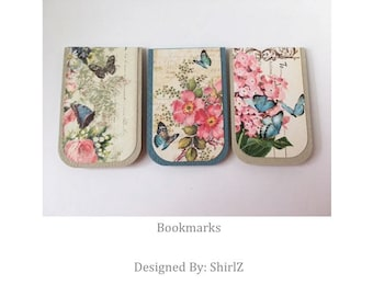 Bookmarks, Bookmarks for Books, Book Lover Gifts