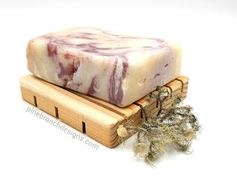 Custom: 101 pc Cedar 5 Slot Soap Savers