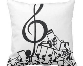Throw Pillow Music