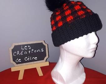 Child lumberjack Hat
