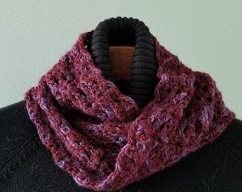 Cozy Crochet Mobius/Cowl, Crochet, Cowl, Mobius