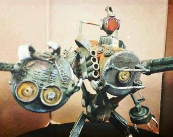 Assemblage heavy assault droid