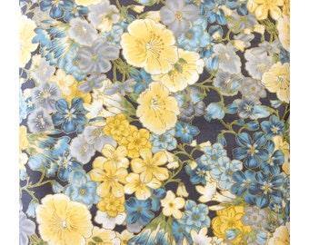 Grand Majolica Grey Fabric by Robert Kaufman