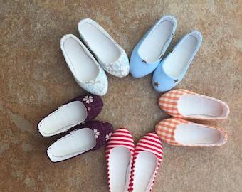 Ballerina Flats for Minifee Active Line
