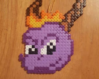 Spyro The Dragon Christmas Tree Ornament Beads