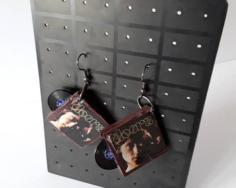 The Doors Album Earrings
