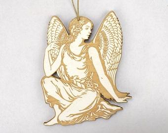 Angel Christmas Ornament