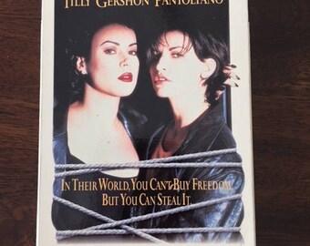 Bound VHS Video Rare Erotic Movie
