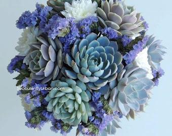 Boda ramo de flores y boutonniere de correspondencia