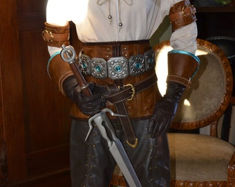 Ciri of Cintra Witcher 3 Wild Hunt Theatrical Quality Costume