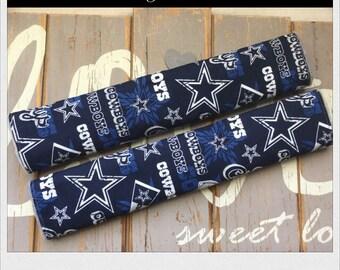 Dallas Cowboys Seat Belt Covers