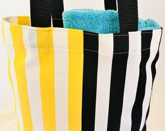 Beach Bag, tote bag, teahers tote bag, grocery tote, reusable tote, farmers market tote, bag, grocery tote,
