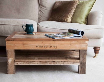 etsy pallet furniture. rustic coffee table - handmade pallet furniture etsy o