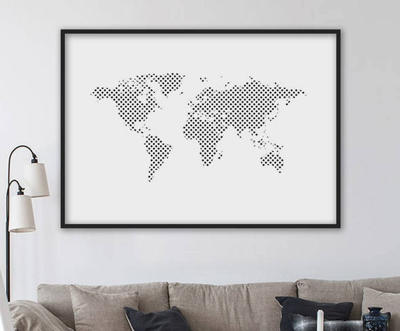 Sale world map world map printable travel map world map gumiabroncs Choice Image