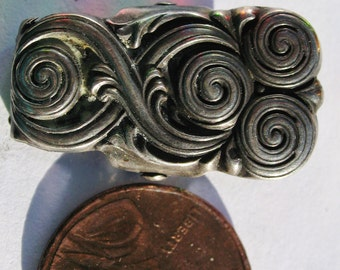 sterling silver clip