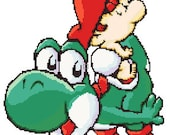 Baby Mario and Baby Yoshi...