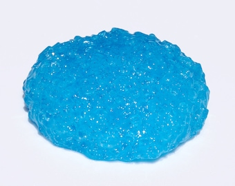 Crunchy Slime with Glitter - Blue Crunchy, Pink Crunchy and More!