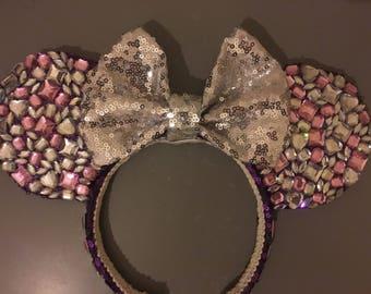 Gem Minnie Disney Ears