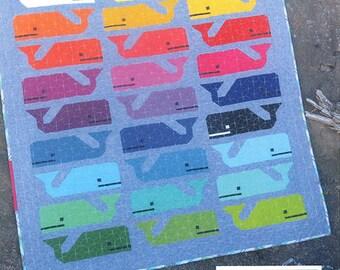 Preppy the Whale - Pattern by Elizabeth Hartman (EH 014)