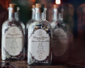 Ancient Hearts Apothecary - Herb and Oil infused Salts