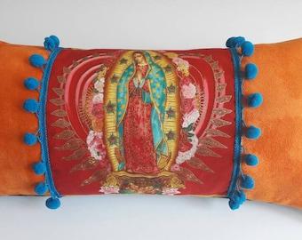 religious cushion