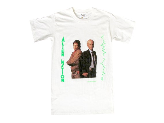 Alien Nation TV Show T-Shirt