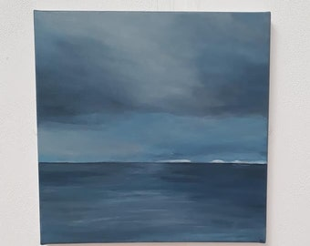 Ocean Reflections II