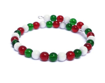 Christmas Jewelry for Women - Office Party Gift Ideas - Christmas Bracelet
