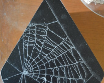 Small Geometric Spiderweb Keepsake Box