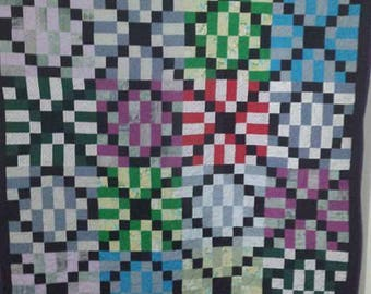 hugs and kisses quilt