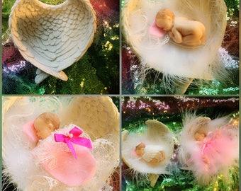 Memorial Angel babies