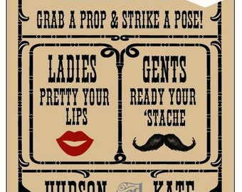 DIY. Custom PRINTABLE PDF. Photo Booth Sign. Photo Booth Prop. Photobooth Prop. Photo Booth.Chalkboard Sign, Wedding Reception. Chalk