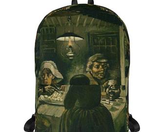 Backpack ~ The Potato Eaters ~ VAN GOGH