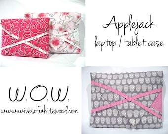 Applejack iPad and MacBook Case PDF Sewing Pattern
