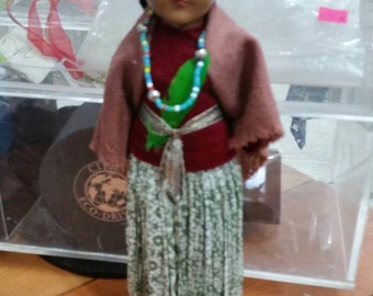 Beautiful Native American Doll