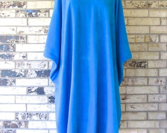 PICK YOUR COLOR  Plus Size Fleece Tunic