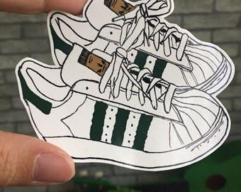 shoe stickers jordan nz