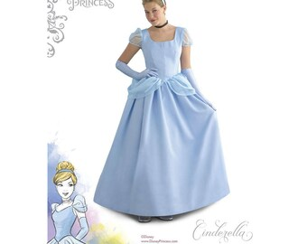 Simplicity Sewing Pattern 8491 Misses' Cinderella Costume
