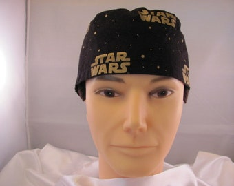 Men's Scrub Hat Star Wars