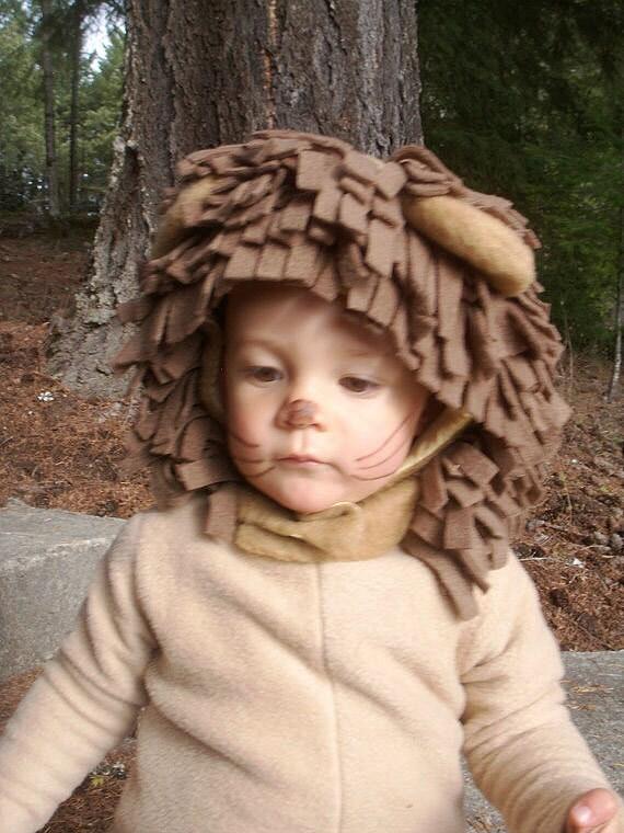sc 1 st  Etsy & Lion Halloween Kids Costume for Boys or Girls Toddler